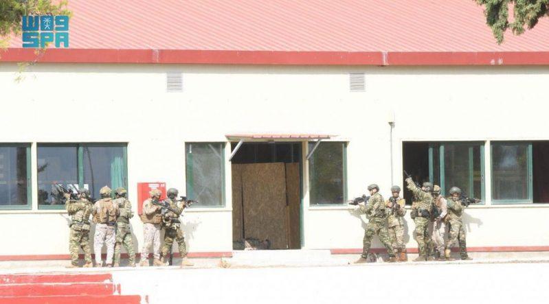 اختتام مناورات التمرين الرباعي للعمليات الخاصة بمشاركة القوات البرية السعودية - المواطن