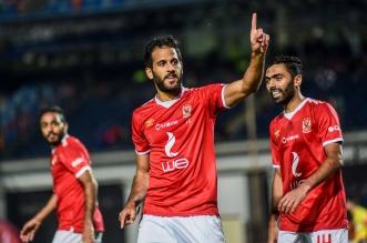 مروان محسن لاعب الأهلي المصري