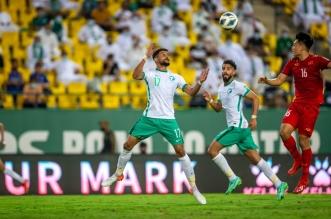 عبدالإله العمري - المنتخب السعودي ضد فيتنام