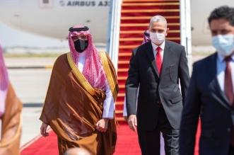 وزير الداخلية يصل إلى العراق في زيارة رسمية - المواطن
