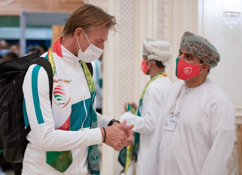 هيرفي رينارد مدرب المنتخب السعودي