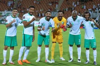 المنتخب السعودي بتصفيات كأس العالم