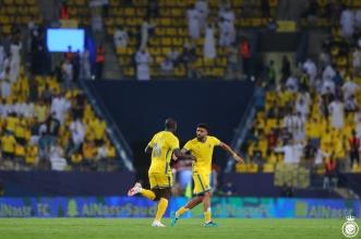 عبدالإله العمري لاعب النصر