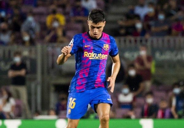 بيدري لاعب برشلونة