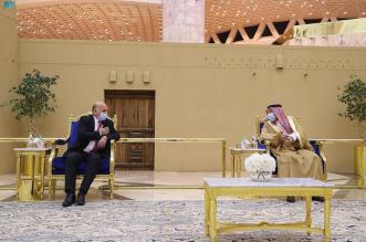 نائب وزير الخارجية يستقبل وزير الخارجية العراقي - المواطن
