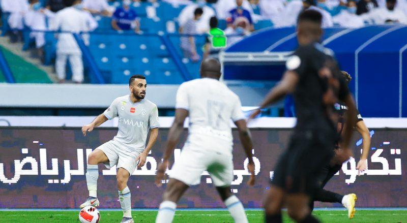 ترتيب الدوري السعودي - الهلال والشباب