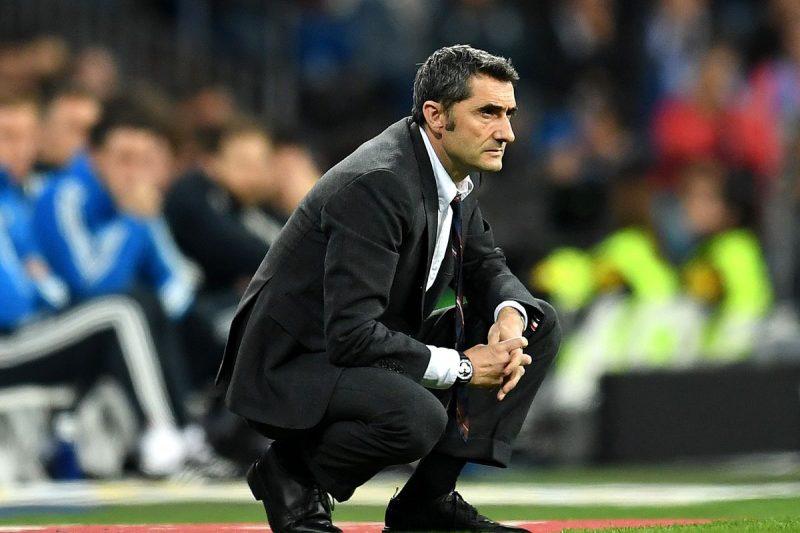 إرنستو فالفيردي مدرب برشلونة الأسبق