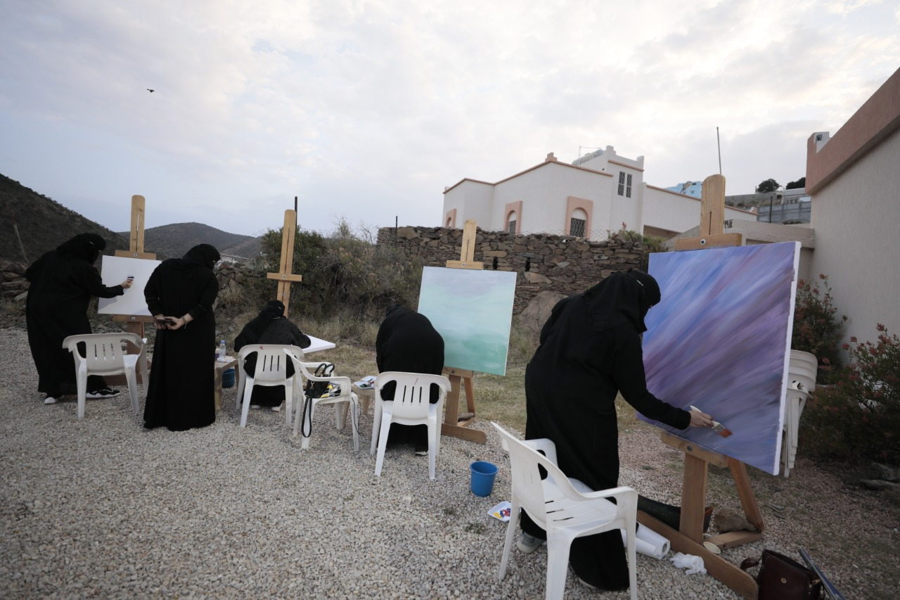 فنون أبها تختتم الأسبوع الأول من لياليها الثقافية والفنية - المواطن
