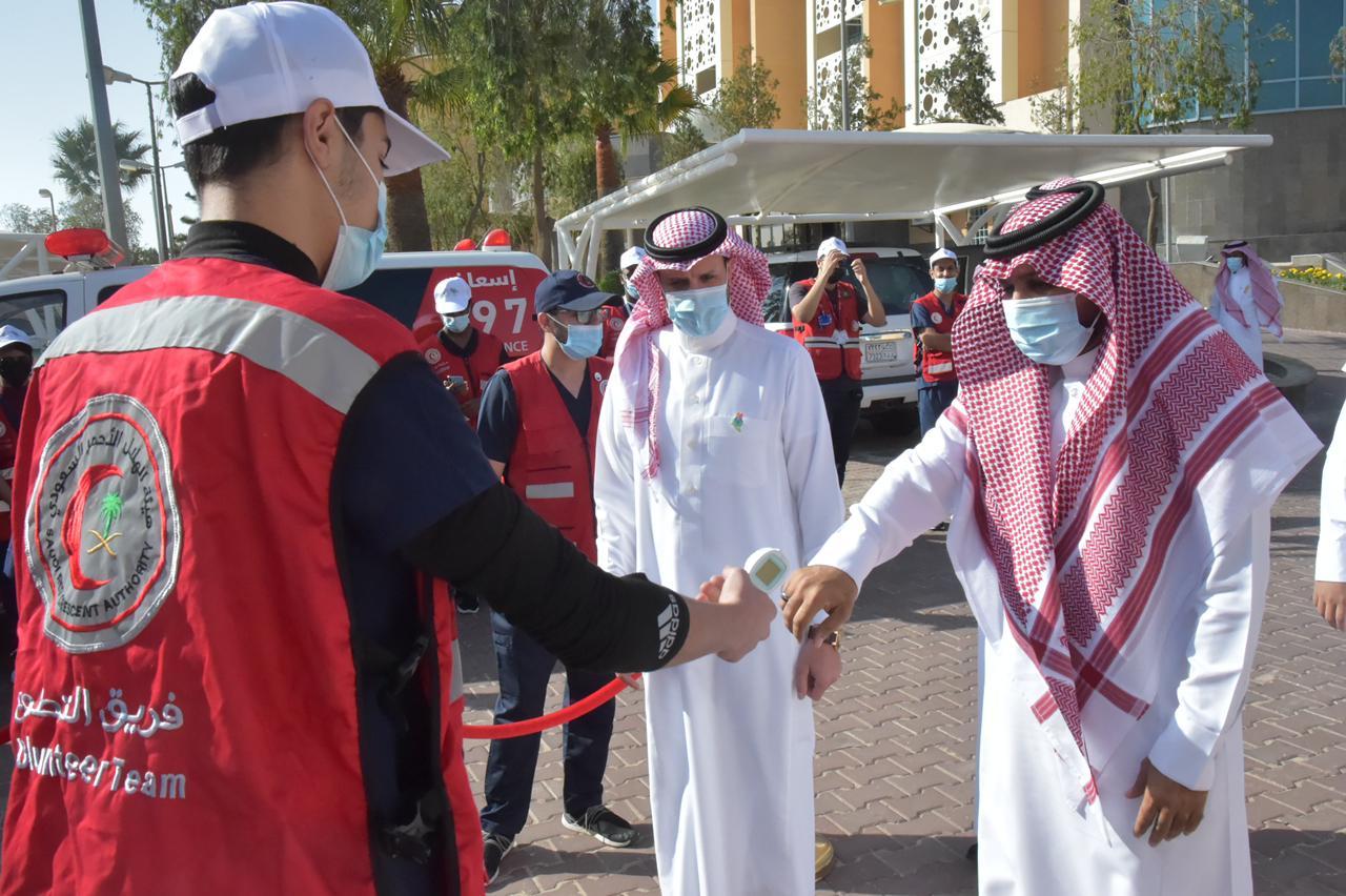 تعليم عسير يطلق حملة التبرع بالدم تحت شعار فداك دمي - المواطن
