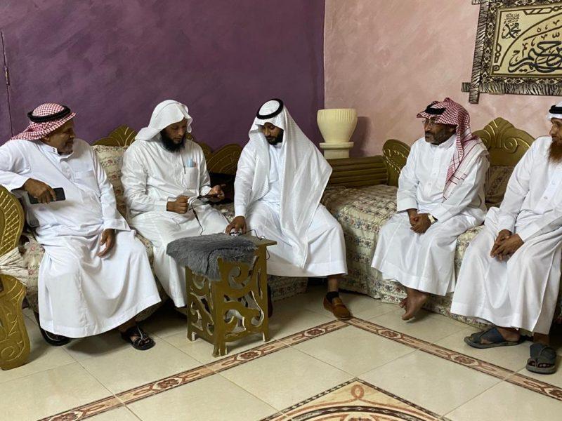 علي آل مباركي يحتفل بعقد قرانه - المواطن