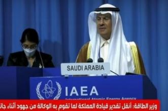 وزير الطاقة: السعودية تبدي قلقها حيال إيران وعدم شفافية برنامجها النووي - المواطن