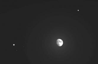 فلكية جدة: مثلث سماوي يزين السماء الليلة - المواطن