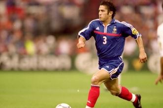 بيسنتي ليزارزو لاعب منتخب فرنسا السابق