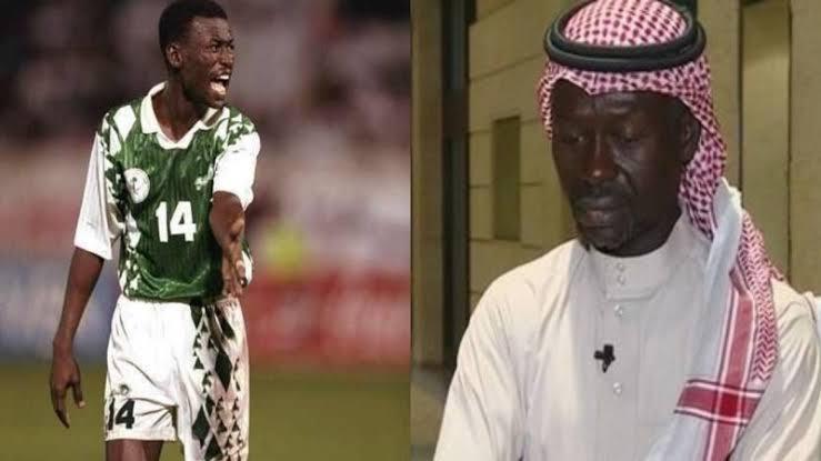 أنيق الكرة السعودية خالد مسعد - المواطن