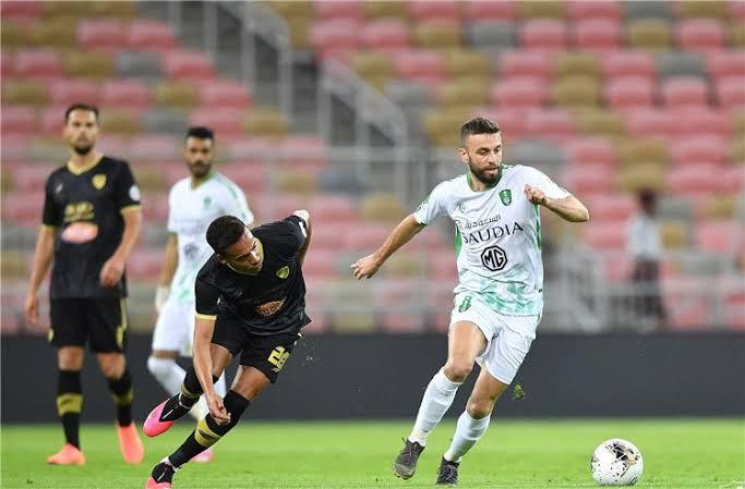 الأهلي والفتح يتقاسمان نقاط المباراة في دوري محمد بن سلمان - المواطن