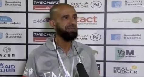 الحسيني: مباراتنا أمام الهلال كبيرة - المواطن