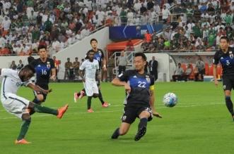 مباراة الأخضر واليابان 2017