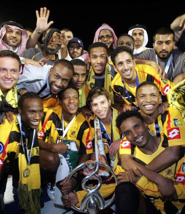 نادي الاتحاد بطل دوري أبطال آسيا 2005