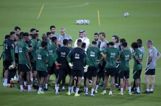 ياسر المسحل مع المنتخب السعودي