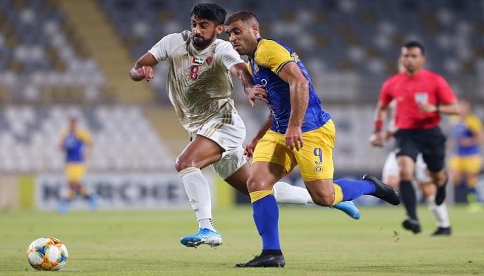 النصر ضد الوحدة الإماراتي 1