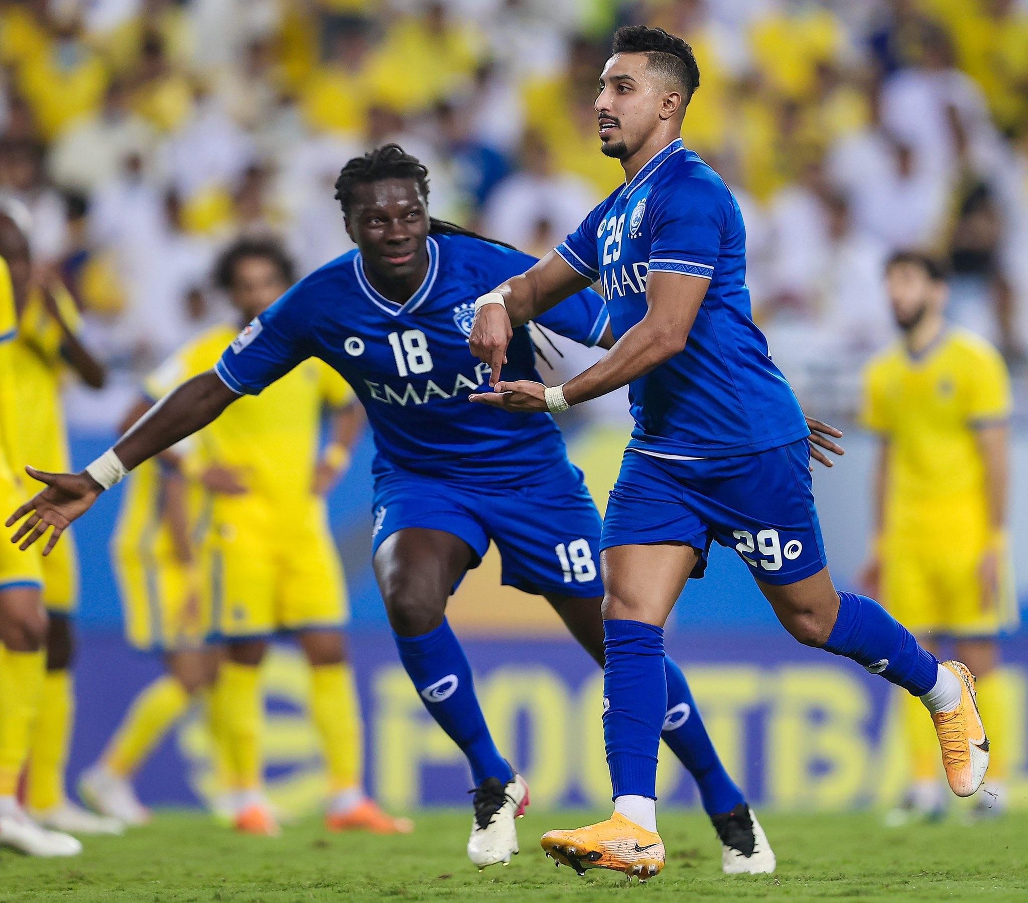 صورة الهلال لنهائي دوري أبطال آسيا 2021