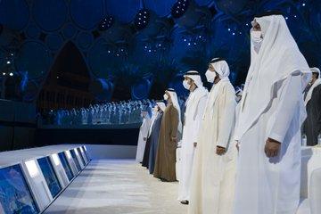 محمد بن زايد: حفل افتتاح إكسبو 2020 دبي يدعو للفخر - المواطن