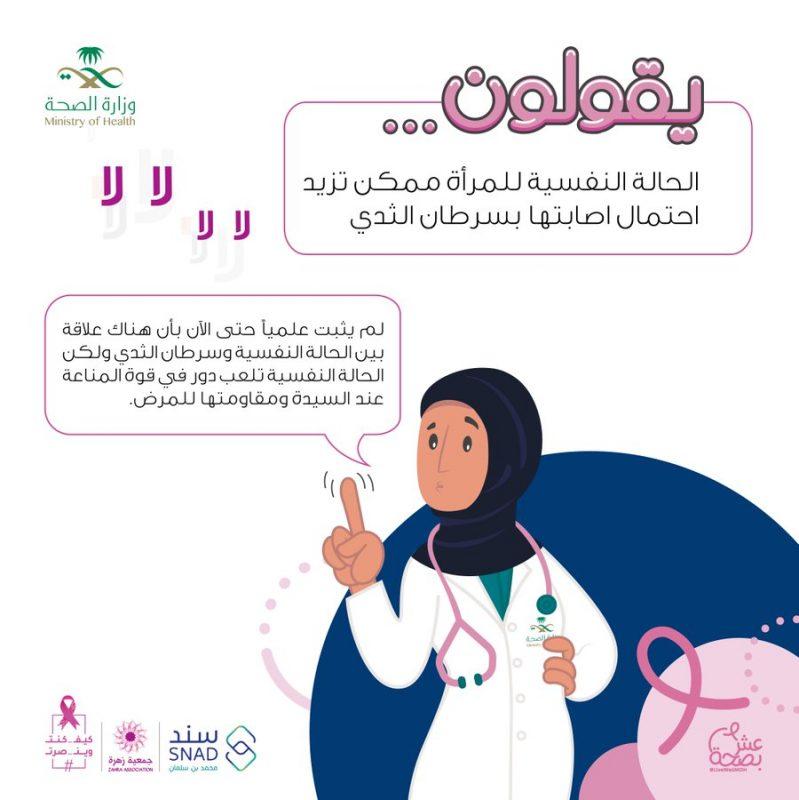 هل الحالة النفسية للمرأة تزيد من احتمالية إصابتها بسرطان الثدي؟ - المواطن