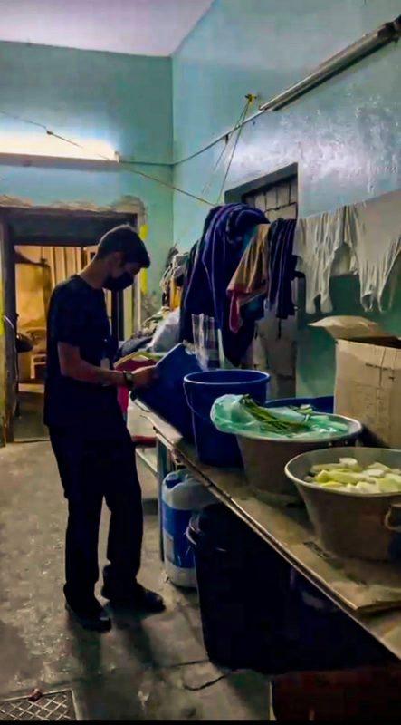 ضبط مطعم يجهز الوجبات داخل سكن العمالة في أبها - المواطن