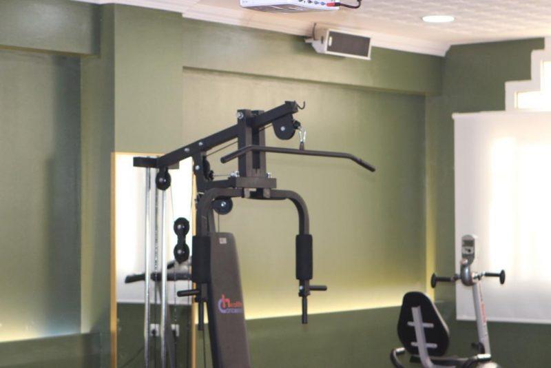 صالة رياضية لمتدربي التأهيل من ذوي الإعاقة بالرياض - المواطن