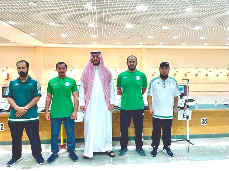4 ميداليات سعودية في خليجية الرماية - المواطن