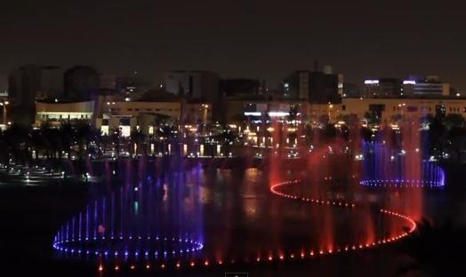 بالفيديو... منتزه الملز بالرياض والنافورة الراقصة يثيران إعجاب المغردين - المواطن