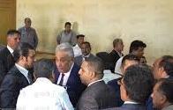 """وصول هيئة """"محاكمة مرسى"""" وفريق دولى يضم 4 محامين للدفاع عنه. - المواطن"""