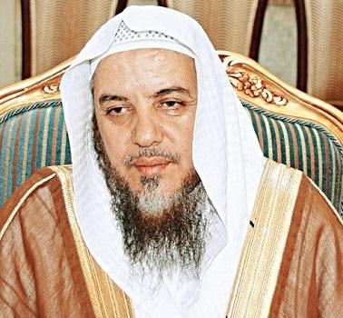رئيس محكمة الاستئناف بمنطقة الباحة الشيخ عبدالله بن أحمد القرني