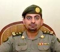 المقدم أحمد بن فهد اللحيدان