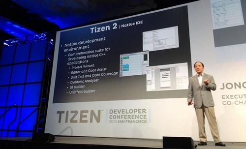 سامسونج تؤجّل إطلاق أول هاتف ذكي بنظام Tizen - المواطن