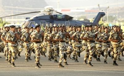قوات الأمن الخاصة تفتح باب القبول والتسجيل بمختلف الرتب غداً - المواطن