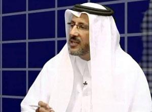 لمحلل السياسي السعودي  سعد بن عمر