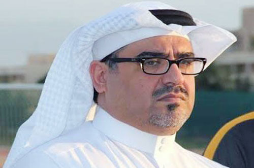 الأستاذ صالح أبو نخاع