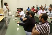 """طلبة الخليج يشاركون السعوديين دورتهم التدريبية بـ""""سان أنتونيو"""""""