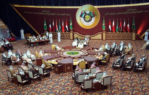 القمة الخليجية بالدوحة