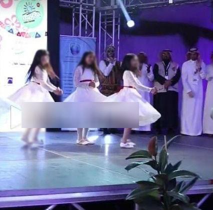 جدل حول صور رقص فتيات بريدة ومغردون يطالبون بمقاضاة المنظمين - المواطن