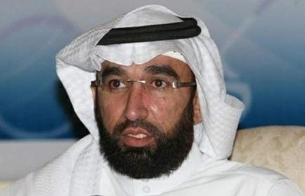 رئيس لجنة الاحتراف بالاتحاد السعودي لكرة القدم الدكتور عبدالله البرقان