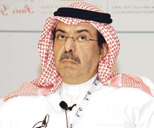 رئيس جمعية الثقافه والفنون في السعوديه الاستاذ سلطان البازعي