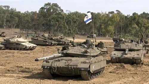 الهجوم البري الإسرائيلي على غزة