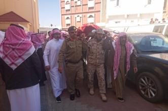 مشهد مهيب في وداع الشهيد الملازم أول محمد الأسمري في أبها - المواطن