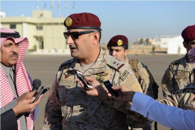 اللواء الركن فهد بن تركي بن عبدالعزيز نائب قائد القوات البرية قائد وحدات المظليين والقوات الخاصة