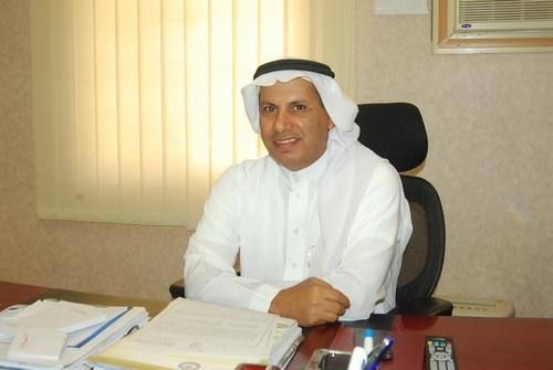 محمد سويلم الصغير مدير مكتب الرئاسة العامة لرعاية الشباب بمنطقة مكة المكرمة