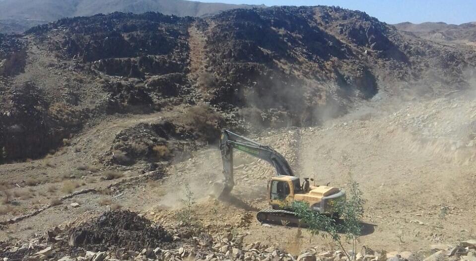بالصور.. استعادة أكثر من 180 ألف م2  من أراضي الدولة في أبها