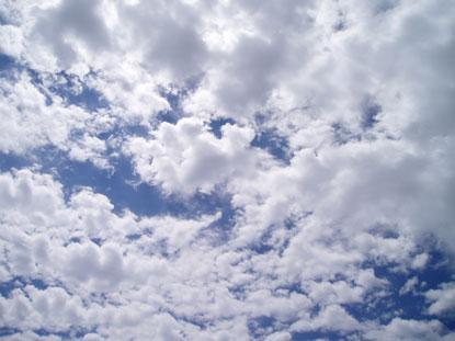 سماء غائمة جزئياً على القصيم والرياض والمرتفعات الجنوبية