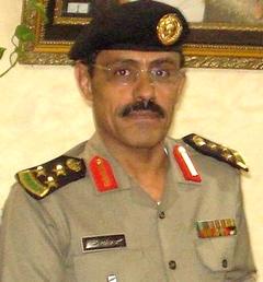العميد حسن بن زويد القثامي